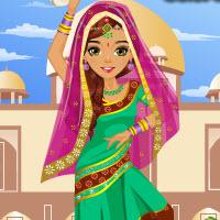 تلبيس الفتاة الهندية