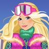 فتاة التزلج